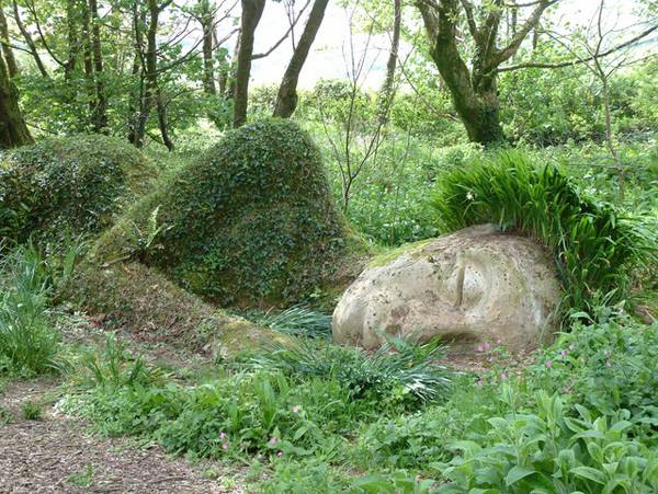 """Creative Commons  The Lost Gardens of Heligan - geograph.org.uk. By  Ian Knox,  licensed under CC 2.0"