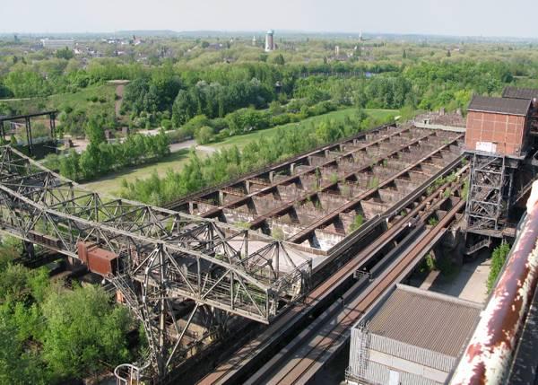 Landschaftspark Duisburg-Nord. Credit: Ra'ike, CC 3.0