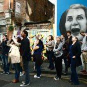 UK's Street Art Boom and Walking Tours