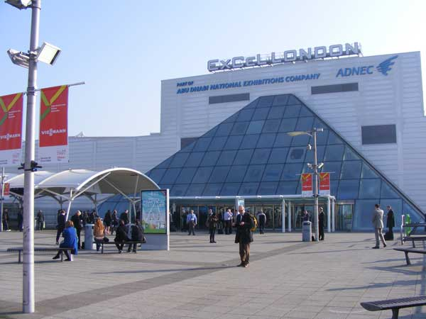 Excel Arena, London Docklands