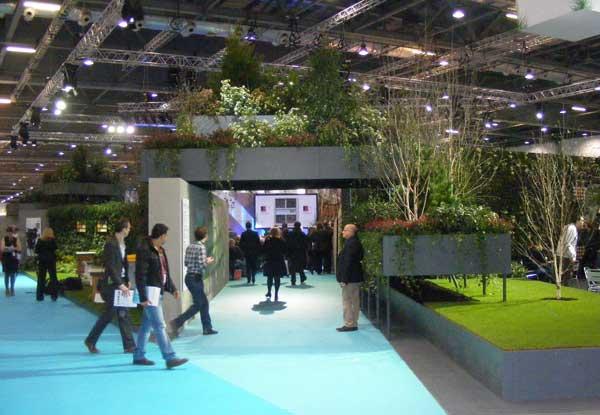 Ecobuild Arena