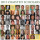 LAF Announces Winners of the 2013 Olmsted Scholar Awards
