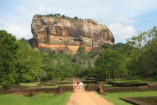Ancient Gardens of Sigiriya, Sri Lanka