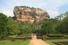 Ancient Gardens of Sigiriya, Sri Lanka