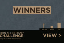 Congratulations to the Winners of the 2013 Iron Designs' Challenge!