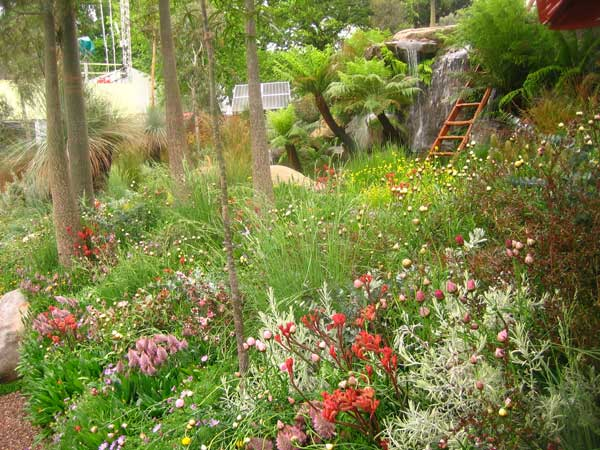 The Trailfinders Australian Garden