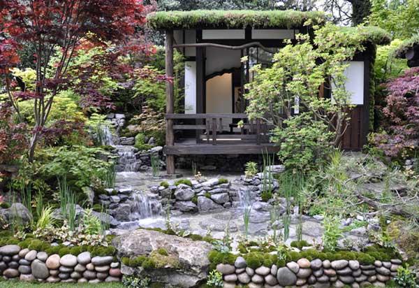 Tokonoma (An Alcove) Garden