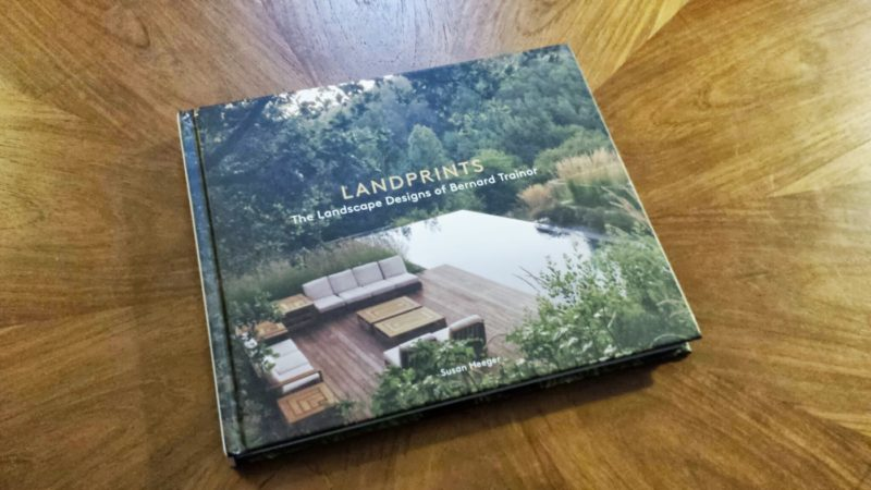 Book Review: Landprints: The Landscape Designs of Bernard Trainor