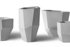 Quartz Series Containers by Kornegay Design
