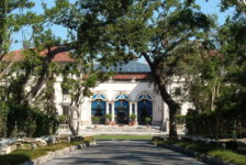 Miami's Vizcaya: Formal Italian and French Garden Design Adapted to the Subtropics