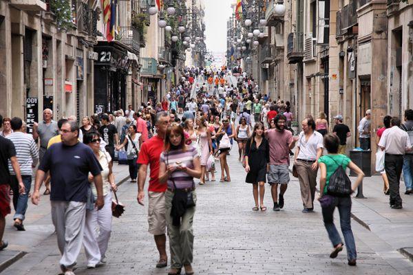 Barcelona; credit: Tupungato / shutterstock.com