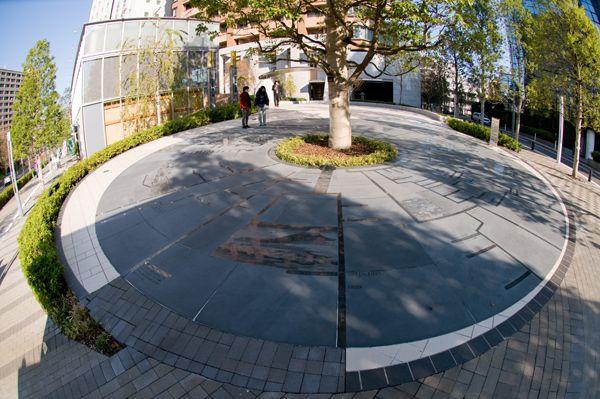 Iidabashi Plano, Tokyo, Japan; credit: EARTHSCAPE