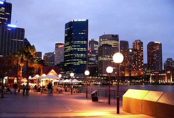 Sydney; Arapov Sergey / shutterstock.com
