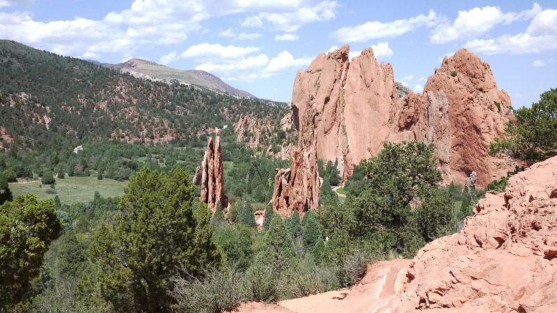 Exploring the Landscapes of Colorado