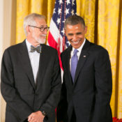 Interview: Laurie Olin on Winning the National Medal of the Arts