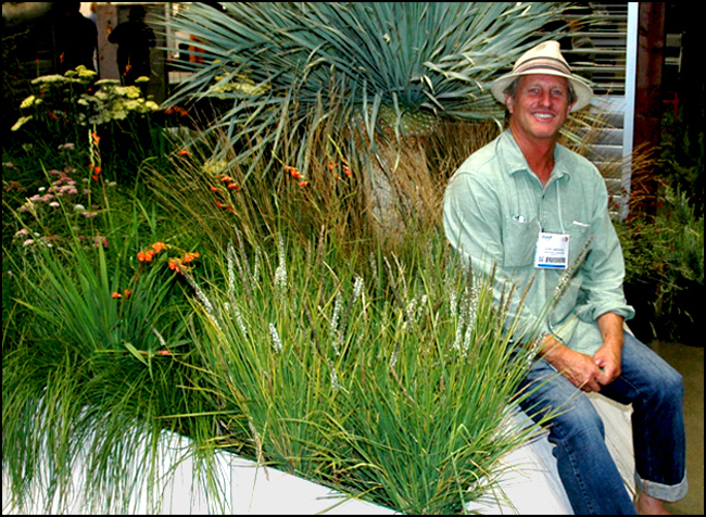 "Interview with ""Guru of Grasses"" John Greenlee"