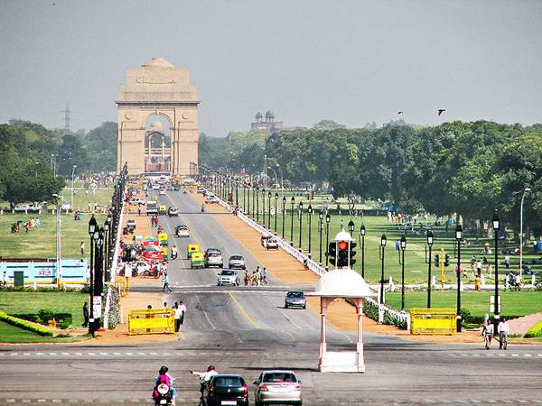 """""""Creative Commons india gate"""". By Seb & Jen licensed under CC 2.0"""