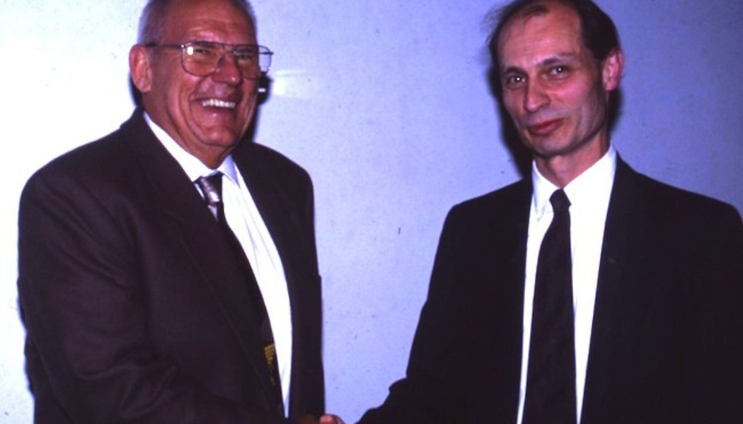 NJASLA: HISTORY OF THE CHAPTER, First 50 years: Who is Roy H. DeBoer?