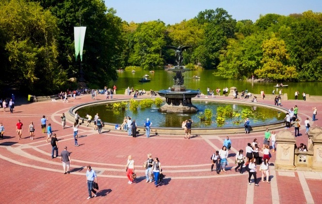 NYC Landscape Architecture Travel Series #7: Central Park