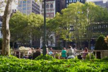 NYC Landscape Architecture Travel Series #6: Bryant Park