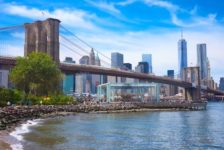 NYC Landscape Architecture Travel Series #3: Brooklyn Bridge Park