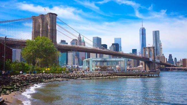 NYC Landscape Architecture Travel Series #3: Brooklyn Bridge Park