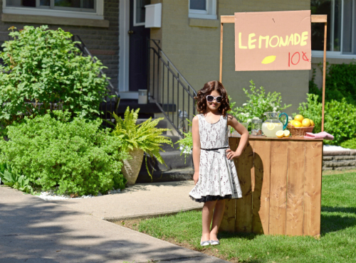 4 Business Lessons from the Kid with a Lemonade Stand