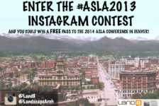Enter Our Instagram Contest to Win FREE Registration to the 2014 ASLA Conference!