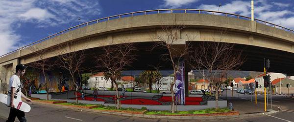 Cape Town Gardens Skatepark