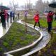 Penn State University Presents Stormwater Management as Artful Rainwater Design