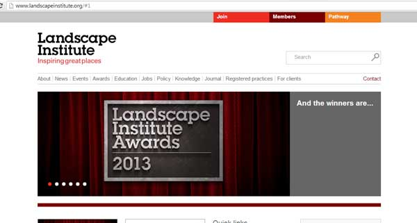 Online Resources for Landscape Architecture | LI