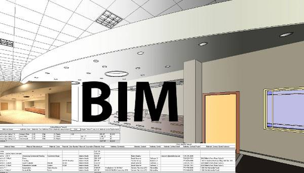 (BIM) Building Information Technology. Image and credit: CustService CC BY-SA 3.0 Richard Binning