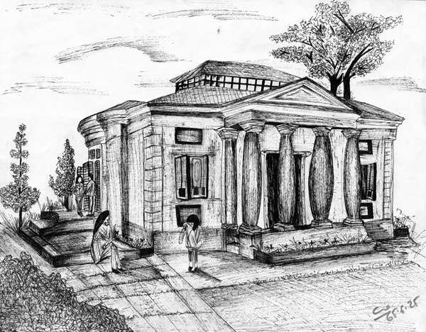Sketchy | Neo-classical architecture