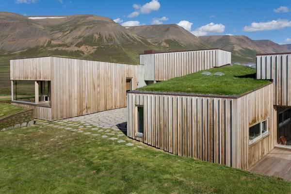 Solar Hof House, credit: Sigurgeir Sigurjónsson