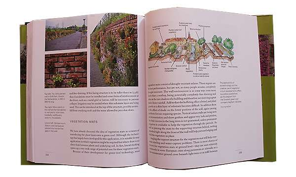 Planting Green Roofs and Living Walls | Photo credit | Marta Ratajszczak
