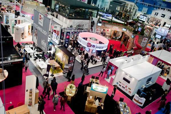 Attend expos and other events to meet the right people; image credit:  pcruciatti / shutterstock.com