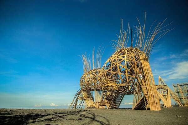 Lombok International Bamboo Architecture Festival