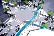 Filmtastic Fridays: Protected Intersections For Bicyclists