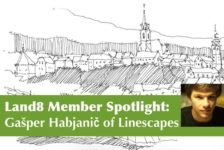 Land8 Member Spotlight: Interview with Gašper Habjanič | Linescapes
