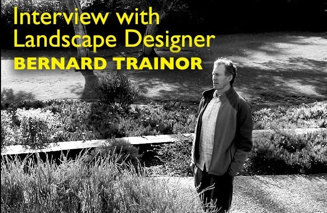 Interview with Bernard Trainor of Bernard Trainor + Associates