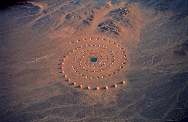 Filmtastic Fridays – Desert Breath: Land Art Installation