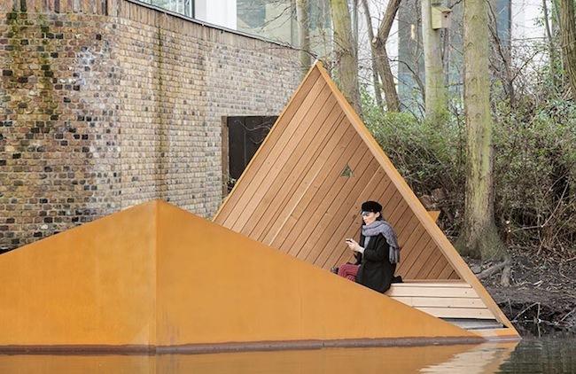 Filmtastic Fridays: Viewpoint – An Urban Island Hideaway in London