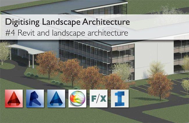 Revit for Landscape Architects - Land8