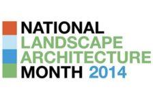 April is National Landscape Architecture Month!