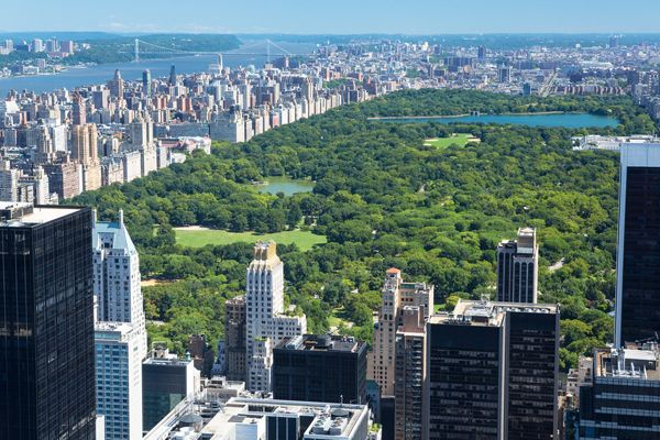 Can you imagine New York without Central Park; credit: shutterstock.com
