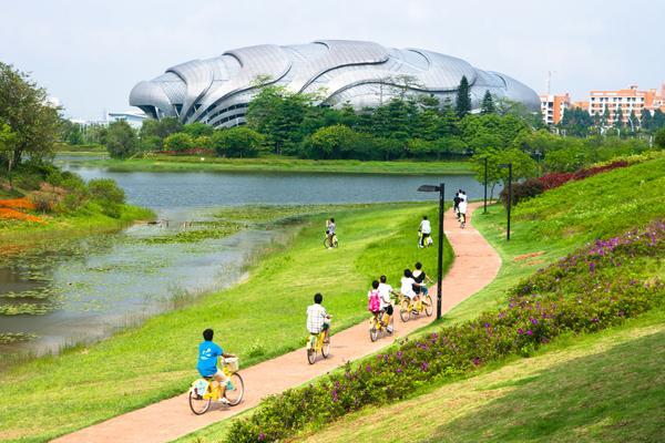 GUANGZHOU, CHINA; image credit: GuoZhongHua / shutterstock.com