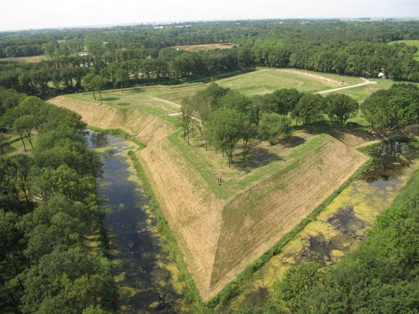 Can you see the Moses Bridge?  Credit: RO&AD Architecten