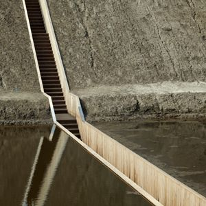 Moses Bridge; credit: RO&AD Architecten