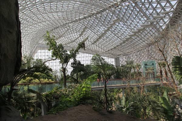 Plant-Pavilion
