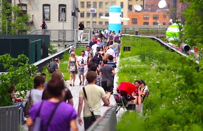 Filmtastic Fridays: High Line Phase Two